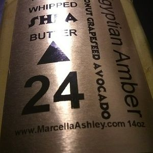 Other - Egyptian Amber Whipped Shea Butter